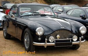 Aston Martin DB2/4 Mark III 1957